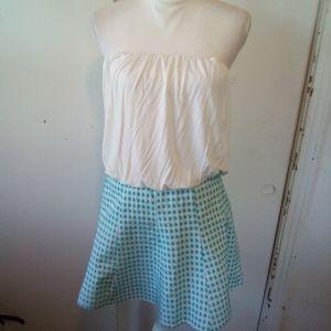 DO+BE strapless dress size L
